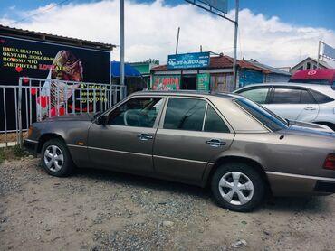 Mercedes-Benz W124 2 л. 1992 | 390000 км