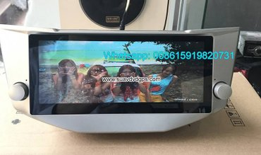 LEXUS RX300 330 350 400h Car radio android GPS camera in Kathmandu - photo 3
