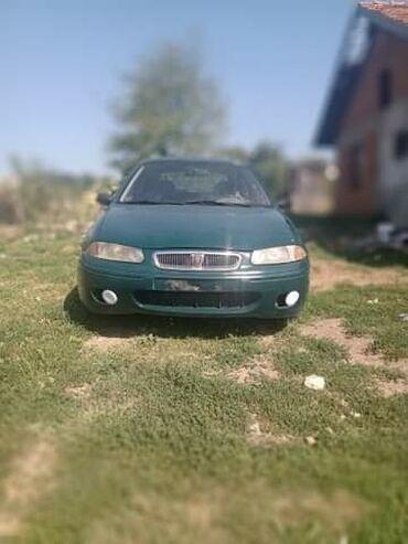 Tehnika - Srbija: Rover 214 1.4 l. 1998   1111 km