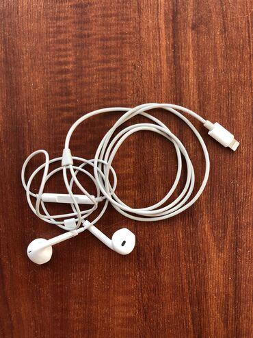 ipod touch 4g в Кыргызстан: Наушники EarPods с разъёмом Lightning для iPad, iPod touch IPhone 7