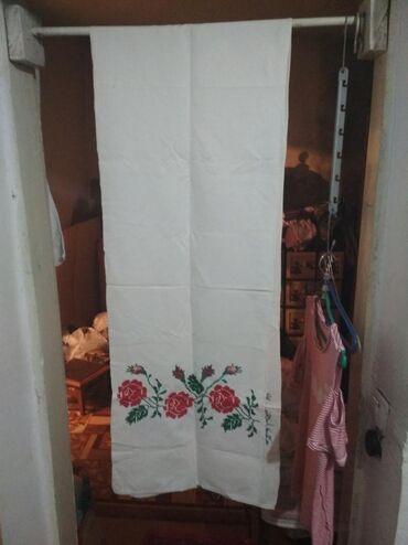 Украинское национальное полотенце-ткань.высшего качества.новое.лежало