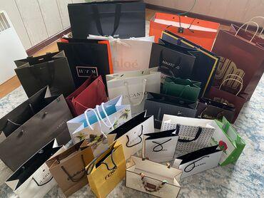 Продаю брендовых пакетов по 100