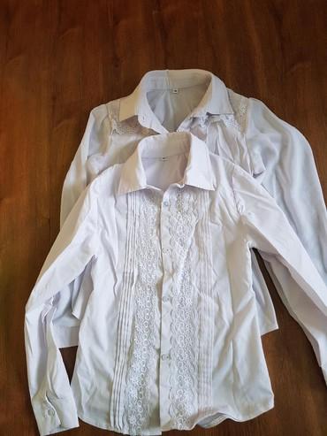 Блузки на 10 лет