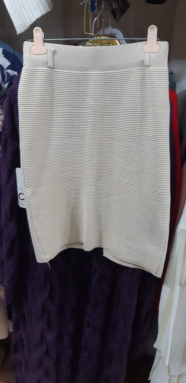 юбка стандарт в Кыргызстан: Трикотажная юбка(размер стандарт)