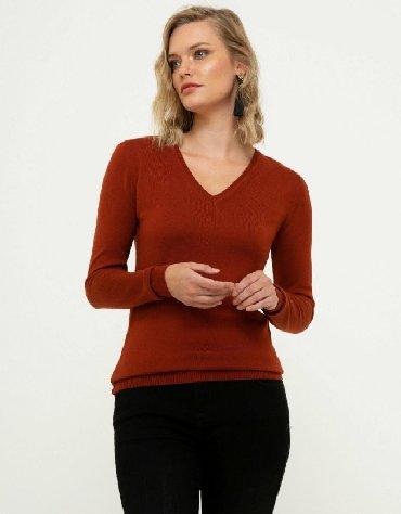 В наличии свитер от USPAкачество отличное, размер S