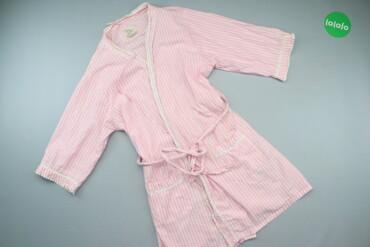 10000 объявлений | ЛИЧНЫЕ ВЕЩИ: Жіночий яскравий халат у смужку Love to lounge, p. M   Довжина: 87 см