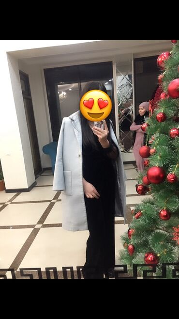Продаю пальто б/у размер M,L