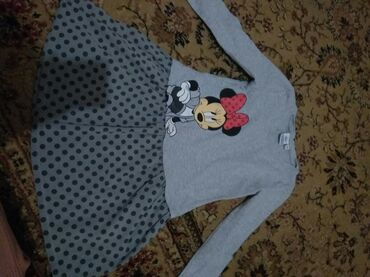 Туника платье для девочек 5-6 лет