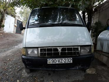 Bakı şəhərində GAZ GAZel 1998