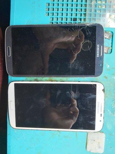 s3-ekran - Azərbaycan: Samsung 9200 ekran uzerinde catlari var. Ag ekran iwlekdi digerini ise