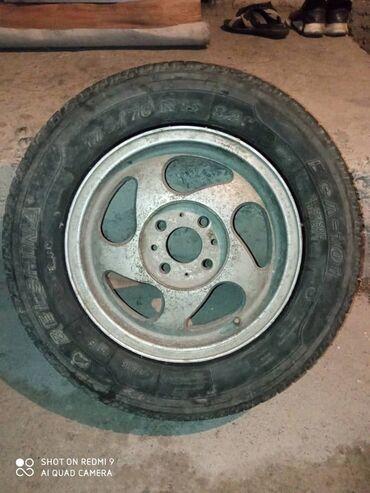 17570 r13 диски в Кыргызстан: Диска R13 разболтовка 4/100 только 1 шт