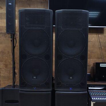 акустические системы emie колонка сумка в Кыргызстан: Отличный вариант для проката!!!Активный комплект JBL PRX MADE IN