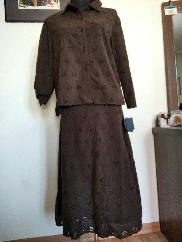юбки индия в Кыргызстан: Блузка, размер 6 (42-44), 10 (46-48). Цена 300 сом.Юбка, размер 8