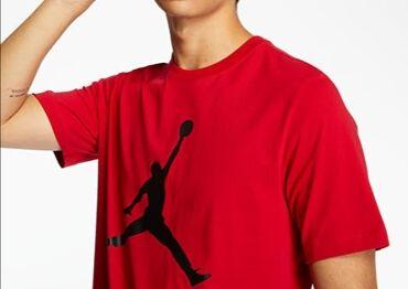 Nike majica - Srbija: Nike-Jordan majica velicina:XL -Original  -100% Cotton