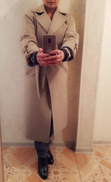 пальто loreta турция в Кыргызстан: Продаю абсолютно новое пальто, 36 размер, Турция!
