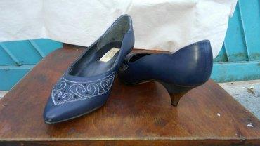 продаю туфли женские новые из Германии 40-41 размер  в Бишкек
