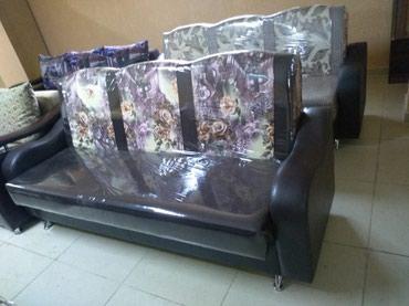 Новый диван наличии есть расцветки есть раскладной цена 8500 в Бишкек