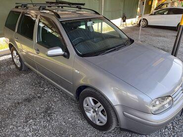 продажа авто гольф 4 в Кыргызстан: Volkswagen Golf 2 л. 2004   119000 км