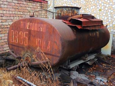 Ёмкость с Газ 52 в Бишкек