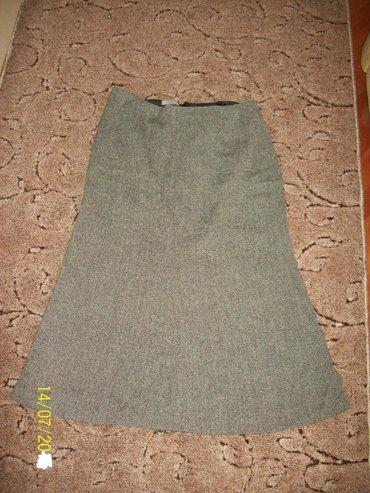 Suknja patrizia - Srbija: Suknja m&sbr. 46 nije nosenabez ostecenja i fleka, iz engleske