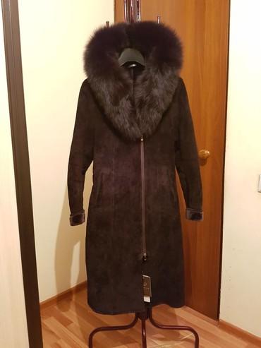 Пальто - Кок-Ой: Продаю зимнию жен.дубленку.Новая 3xl( т.к не подошел размер)