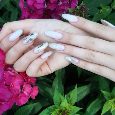 Мода, красота и здоровье в Шопоков: Делаю на дом маникюр + педикюр + пилинг + наращивание ногтей . Мани