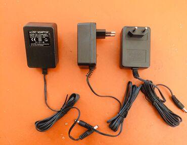 Usaq masin adaptrlari teze mallar 12 volt 1.8 ah Masin ucun adapter