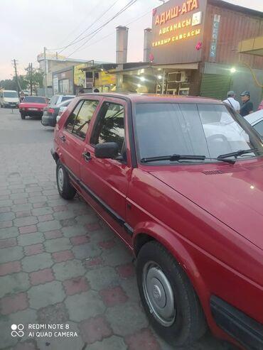 Транспорт - Кара-куль: Volkswagen Golf 1.8 л. 1991