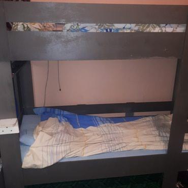 Акция продается 2ярусные кровать из крашенные дсп цена 5000сом в Бишкек