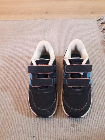 Dečija odeća i obuća - Knjazevac: Original adidas decije patikice br.26 ocuvane sa malim ostecenjem vidi