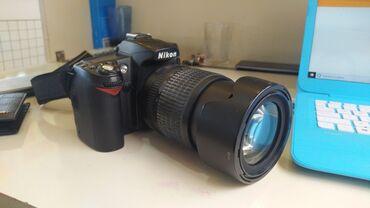 - Azərbaycan: Nikon D90. 18-105mm obyektiv30000 probeq. Əla vəziyyətdədir. Toy