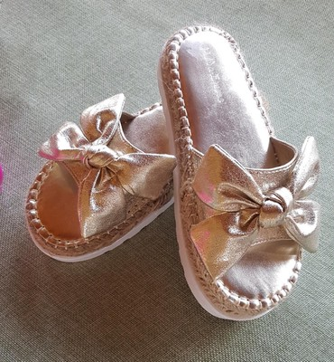 Papuce obuvene na kratko kao nove - Trstenik