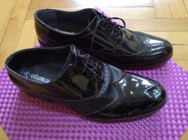 Nove muske cipele broj 41, UG 26. Greskom zapakovane,razlikuju se - Bajina Basta