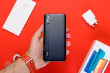 Xiaomi Redmi 9A | 32 ГБ | Черный | Б/у | Сенсорный, Две SIM карты, Face ID