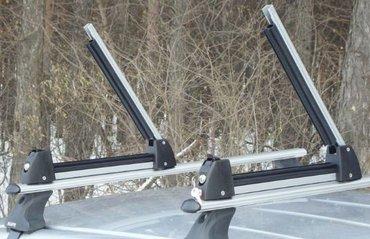 Багажник для лыж, сноуборда и велосипеды фирмы amos. Мы поможем вам по в Бишкек