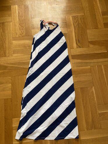 Duga haljina - Srbija: Dugacka haljina u S velicini Ima prorez za nogu Jako malo nosena