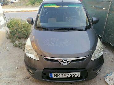 Hyundai i10 1.2 l. 2010 | 110000 km