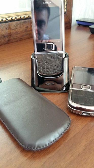 Nokia 8800 sapphire - Bakı