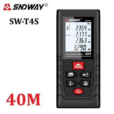 Originalni SNDWAY SW-T4S - Vrhunski Laserski Daljinomer (Daljinometar) - Krusevac