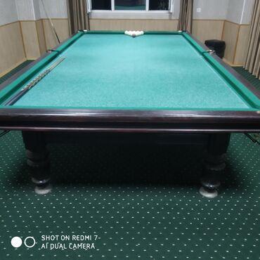 Спорт и отдых в Джалал-Абад: Продается бильярдные столы 4 штук! Цена договорная!