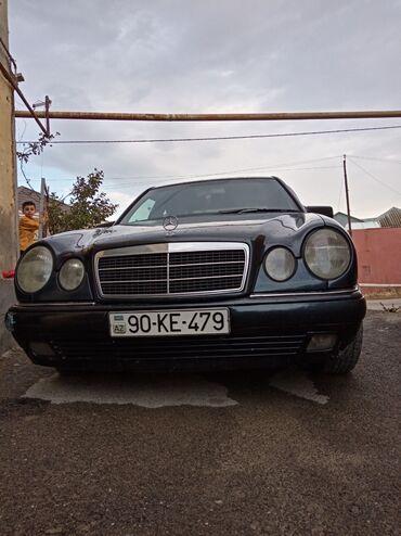 14 başlayan lanos - Azərbaycan: Mercedes-Benz E 200 2 l. 1997 | 157896 km