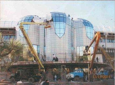 Реконструкция и облицовка зданий. в Кант