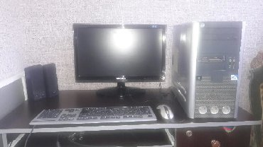 siemens computers fujitsu - Azərbaycan: Kompüter dəsti.sistem bloku Fijutsi Siemens,monitor Samsungdur.2010ci