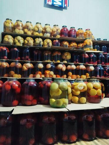 Компоты, варенья, соленья!!!!В наличии и на заказИз фруктов делаем