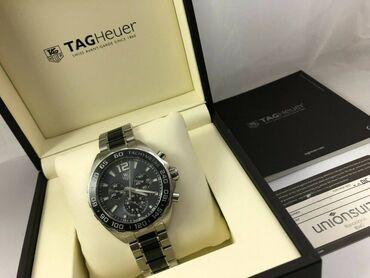 Личные вещи - Кара-Суу: Оригинальные часы Tag Heuer formula 1. Полный комплект, размер 42 мм