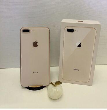 купить iphone бу в рассрочку в Кыргызстан: Б/У iPhone 8 Plus 64 ГБ Золотой