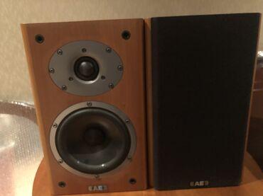 musiqi - Azərbaycan: Acoustic Energy iki speakerlər, Vəziyyəti: Əyla.Maximum Power