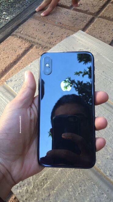 Находки, отдам даром - Ак-Джол: Нашел айфон 10,на филармонии возле фонтана,Отдам хозяйнуОтвечаю только