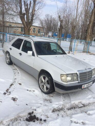 диски на w211 в Кыргызстан: Mercedes-Benz W124 2 л. 1990 | 370000 км