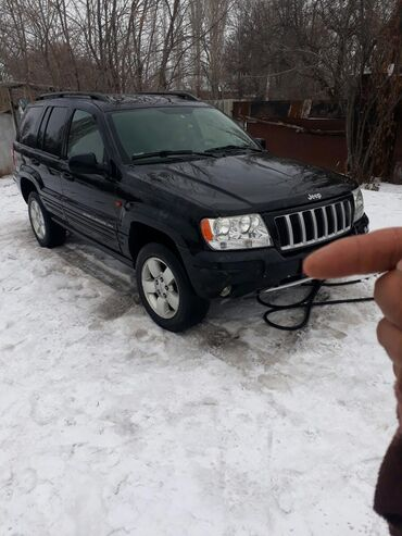 Jeep - Бишкек: Jeep Grand Cherokee 2.7 л. 2004 | 200 км